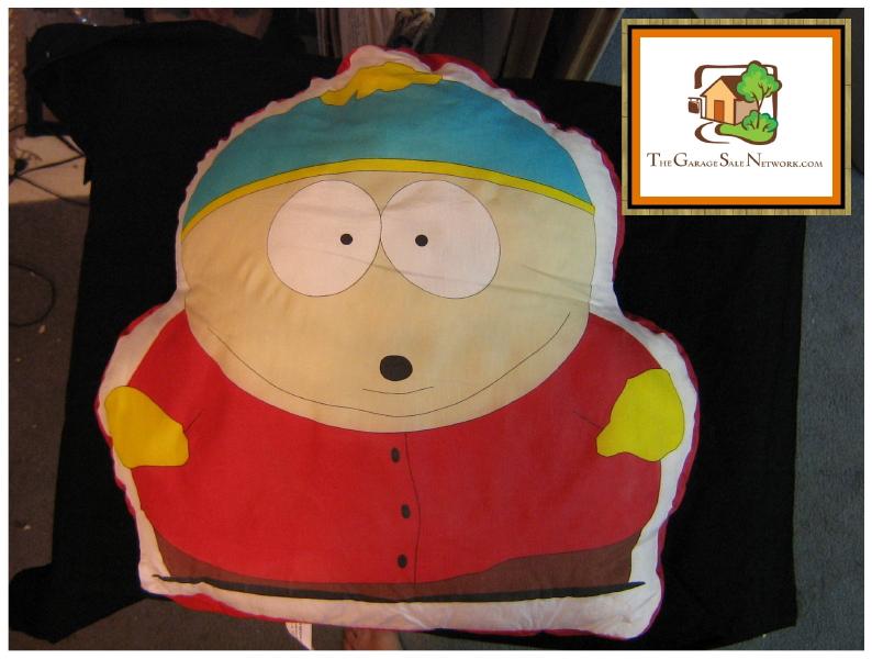 South Park Pillow